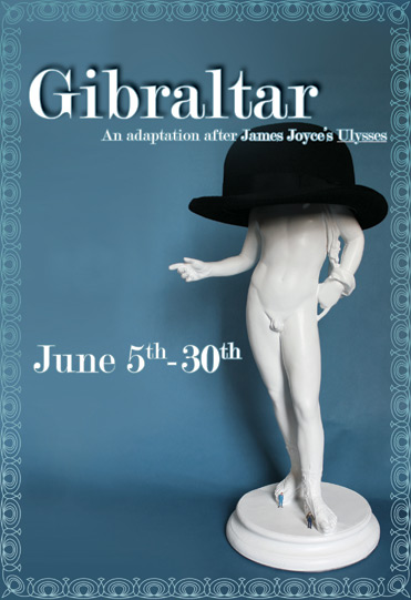 Cara Seymore in Gibraltar at Irish Repertory Theatre